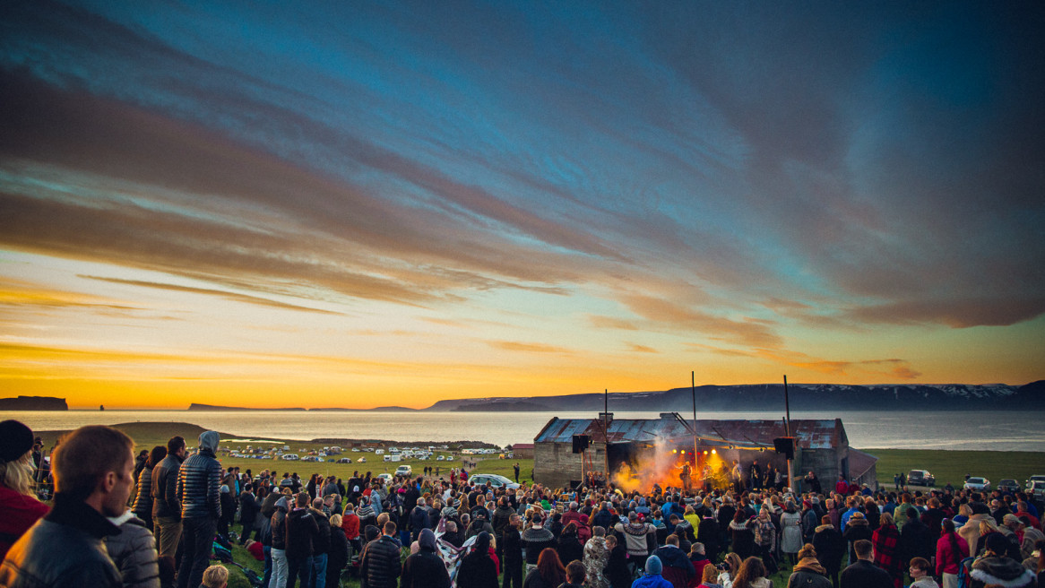 Drangey Festival